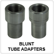 BLUNT TUBE ADAPTERS