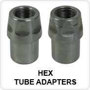 HEX TUBE ADAPTERS