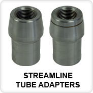STREAM LINE TUBE ADAPTERS