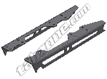 12330-3 SEAT MOUNT RAIL SET