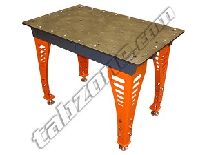 "TZ550_4830  48""X30"" FIXTURE TABLE"
