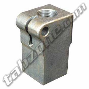"TZ02-51014 7/8"" PINCH CLAMP"