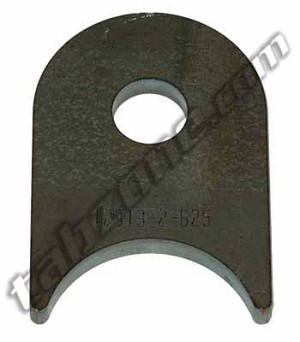 12314-2  REAR INNER PIVOT CLIPS