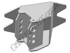12370  INNER; ADJUSTABLE LINK MOUNT